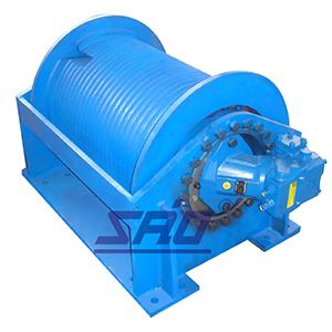 SLW1200 hydraulic winch