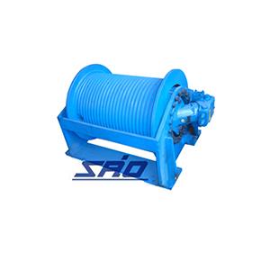 SLW15000 hydraulic winch