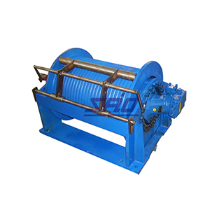 SLW1000 hydraulic winch