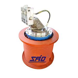 SLW770 hydraulic winch