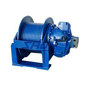SLW600 hydraulic winch