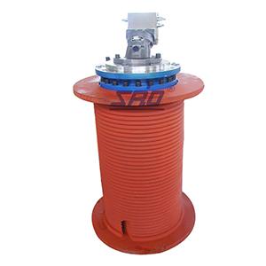 SLW530 hydraulic winch