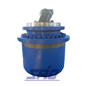 SL414W3 winch reducer